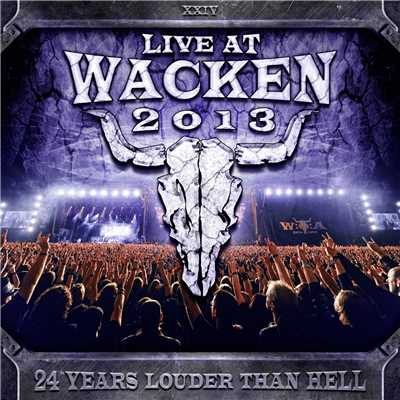 シングル/I Love You More Than Rock 'n' Roll (Live At Wacken 2013)/Thunder