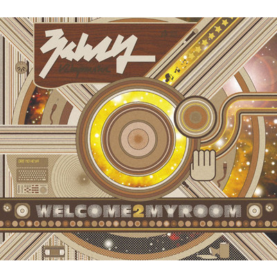 アルバム/WELCOME2MYROOM/RHYMESTER