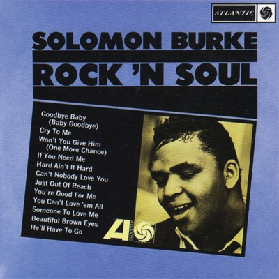 シングル/Just Out Of Reach (Of My Two Empty Arms)/Solomon Burke