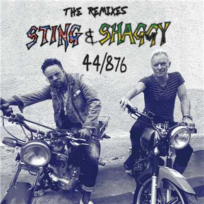 アルバム/44/876 (The Remixes)/Sting/Shaggy