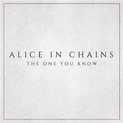 シングル/The One You Know/Alice In Chains