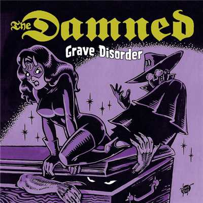 アルバム/Grave Disorder/The Damned
