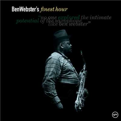 アルバム/Ben Webster's Finest Hour/Ben Webster