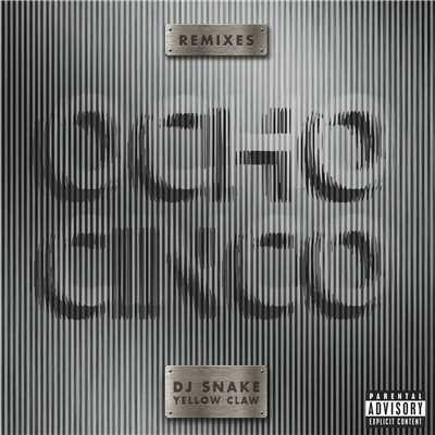 シングル/Ocho Cinco (featuring Yellow Claw/WAVEDASH Remix)/DJ Snake