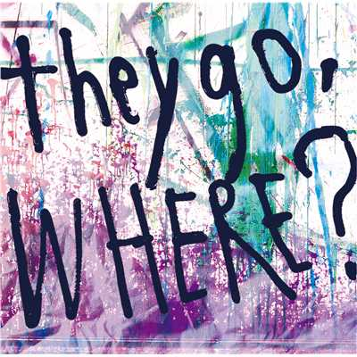 アルバム/they go, Where?/OLDCODEX