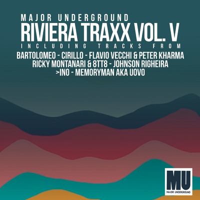 アルバム/Major Underground - Riviera Traxx/Various Artists