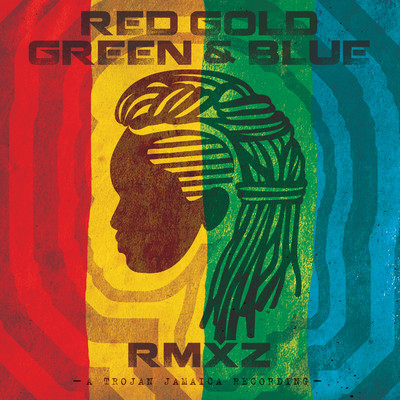アルバム/Red Gold Green & Blue RMXZ/Various Artists
