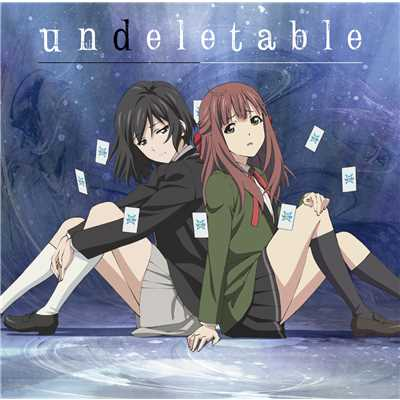 アルバム/undeletable/Cyua