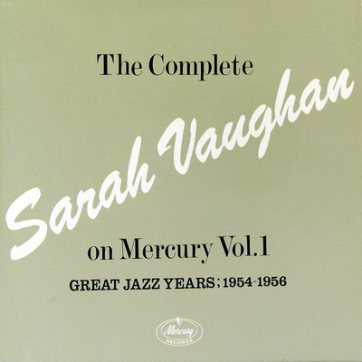 シングル/Embraceable You/Sarah Vaughan/Clifford Brown