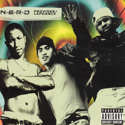 シングル/Lapdance (Freeform Reform) (Re-edit) (Feat. Lee Harvey & Vita)/N.E.R.D featuring Lee Harvey & Vita