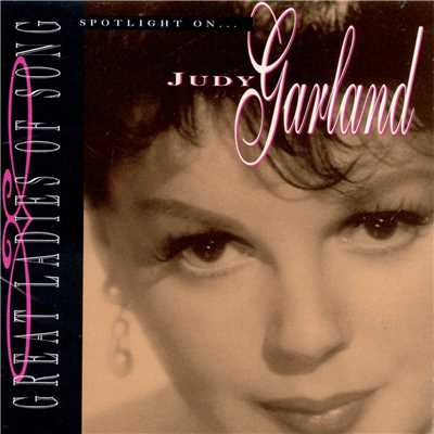 シングル/I Can't Give You Anything But Love/Judy Garland