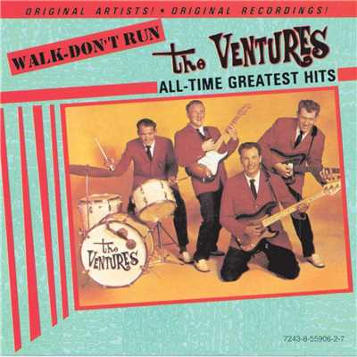 アルバム/Walk Don't Run - All-Time Greatest Hits/The Ventures