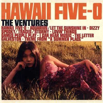 アルバム/Hawaii Five-O/The Ventures