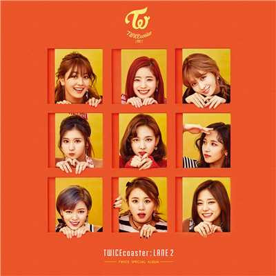 アルバム/TWICEcoaster : LANE2/TWICE