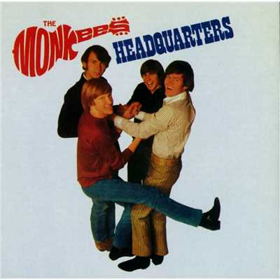 アルバム/Headquarters Sessions [Digital Version]/The Monkees