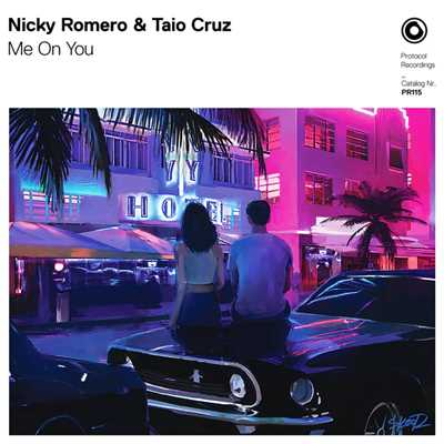 シングル/Me On You/Nicky Romero & Taio Cruz