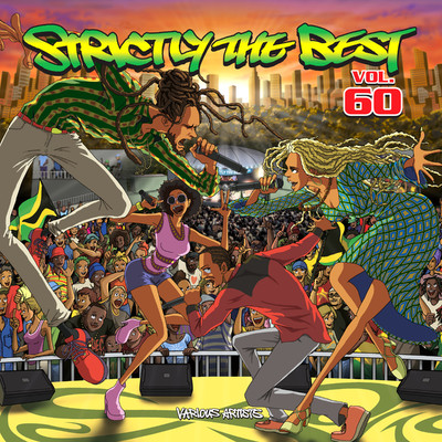 アルバム/Strictly The Best Vol. 60/Various Artists