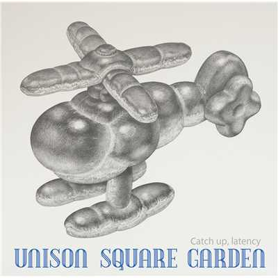 アルバム/Catch up, latency/UNISON SQUARE GARDEN