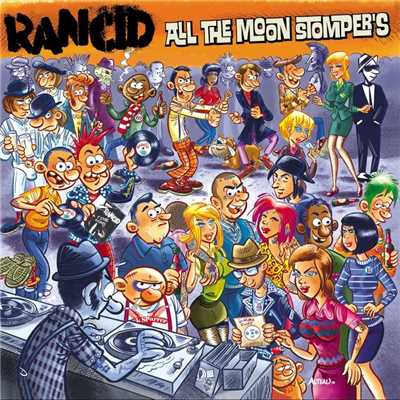 アルバム/All The Moon Stompers/Rancid