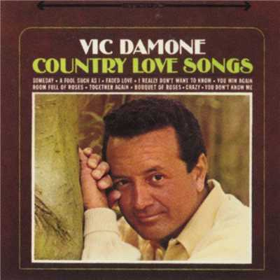 アルバム/County Love Songs/Vic Damone