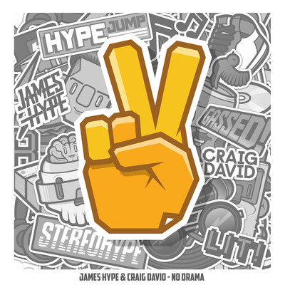 シングル/No Drama (feat. Craig David)/James Hype