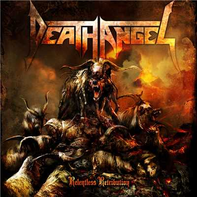 シングル/Where They Lay/Death Angel