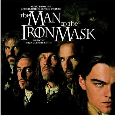 アルバム/The Man in the Iron Mask/The Man in the Iron Mask