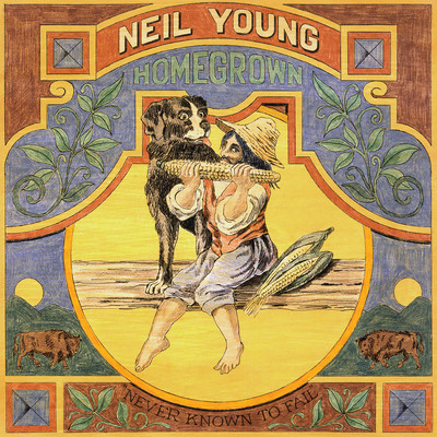 アルバム/Homegrown/Neil Young