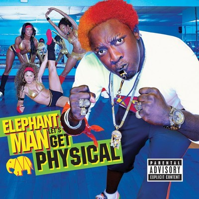 アルバム/Let's Get Physical/Elephant Man