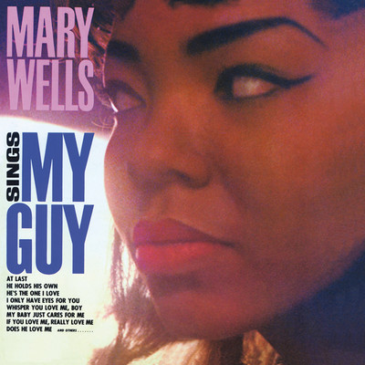 ハイレゾアルバム/Mary Wells Sings My Guy/Mary Wells