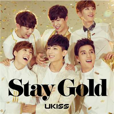 アルバム/Stay Gold/U-KISS