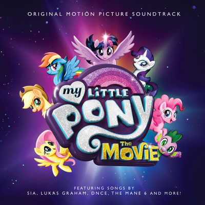 シングル/Rainbow (From The Original Motion Picture Soundtrack 'My Little Pony: The Movie)/シーア