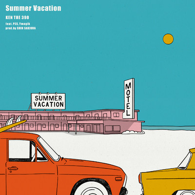 Summer Vacation (feat. PES & Ymagik)/KEN THE 390