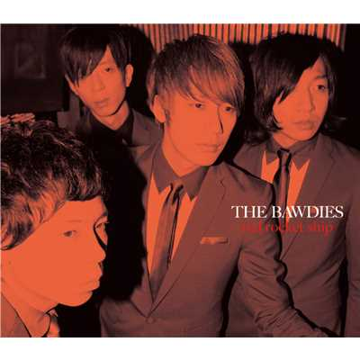 アルバム/RED ROCKET SHIP/THE BAWDIES