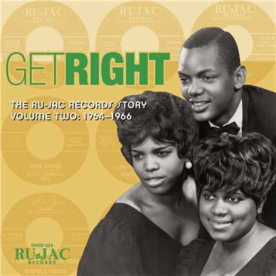 アルバム/Get Right: The Ru-Jac Records Story, Vol. 2: 1964-1966/Various Artists