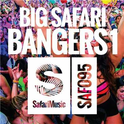 アルバム/Big Safari Bangers 1/Various Artists
