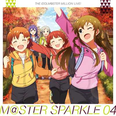 アルバム/THE IDOLM@STER MILLION LIVE! M@STER SPARKLE 04/V.A.