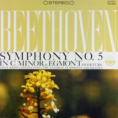 アルバム/Beethoven: Symphony No. 5 in C Minor, Op. 67 & Egmont Overture (Transferred from the Original Everest Records Master Tapes)/London Symphony Orchestra & Josef Krips