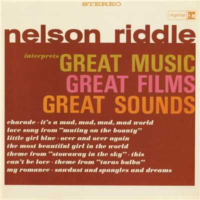 "Sawdust and Spangles and Dreams (From Billy Rose's ""Jumbo"")/Nelson Riddle"