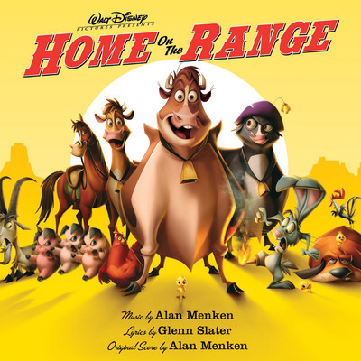Home On The Range (Original Motion Picture Soundtrack)/アラン・メンケン