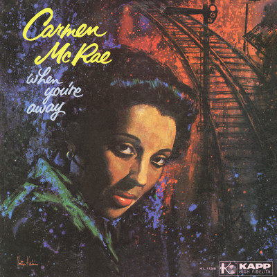 アルバム/When You're Away/Carmen McRae