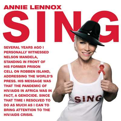 シングル/Sing (Full Length)/Annie Lennox