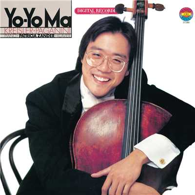 アルバム/Kreisler, Paganini: Works (Remastered)/Yo-Yo Ma