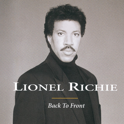 ハイレゾアルバム/Back To Front/Lionel Richie