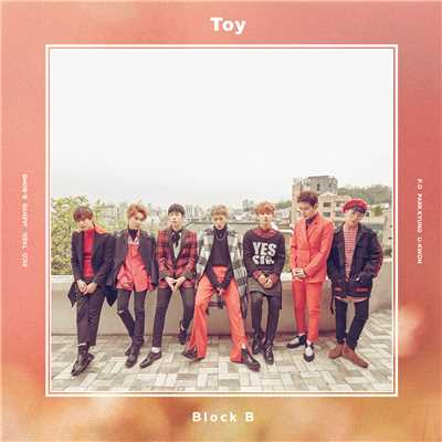 アルバム/Toy(Japanese Version)通常盤/Block B