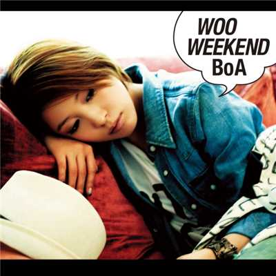 アルバム/WOO WEEKEND/BoA