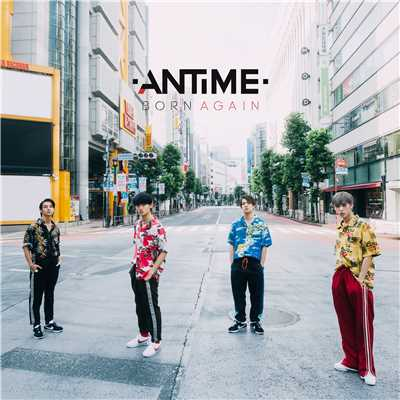 アルバム/BORN AGAIN/ANTIME