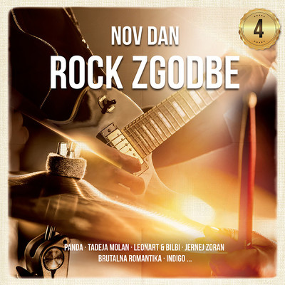 アルバム/Nov dan, rock zgodbe 4/Various Artists