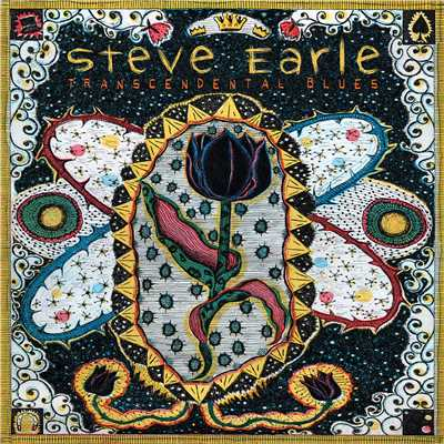 アルバム/Transcendental Blues/Steve Earle
