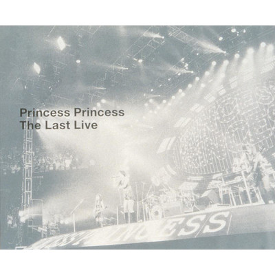 シングル/DIAMONDS<ダイアモンド>(at Budokan 1996.5.31)/PRINCESS PRINCESS
